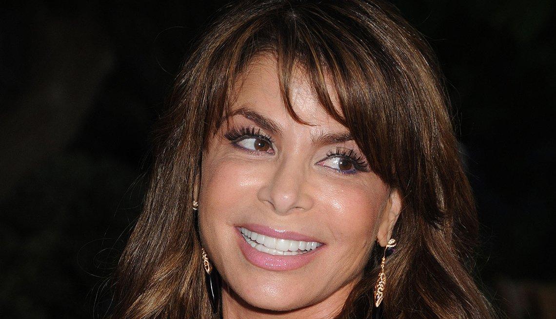 Paula Abdul, 52 años - Bellos con más de 50 años