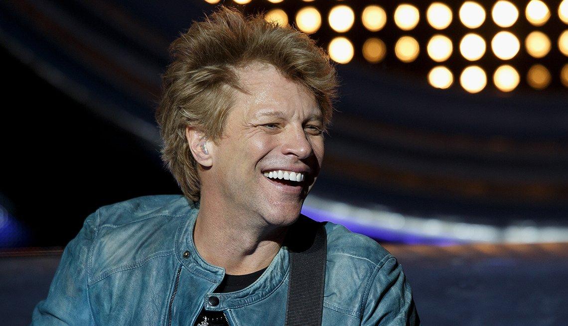 Jon Bon Jovi, 53 años - Bellos con más de 50 años