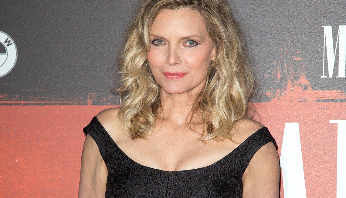 Michelle Pfeiffer, 57 años - Bellos con más de 50 años de edad
