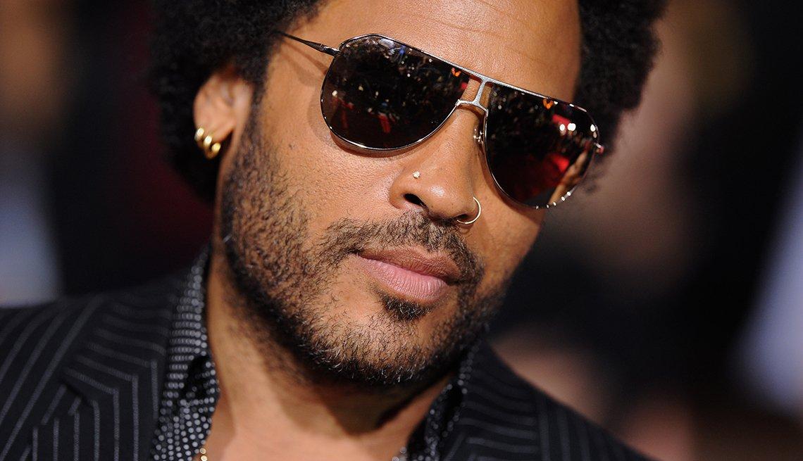 Lenny Kravitz, 51 años - Bellos con más de 50 años