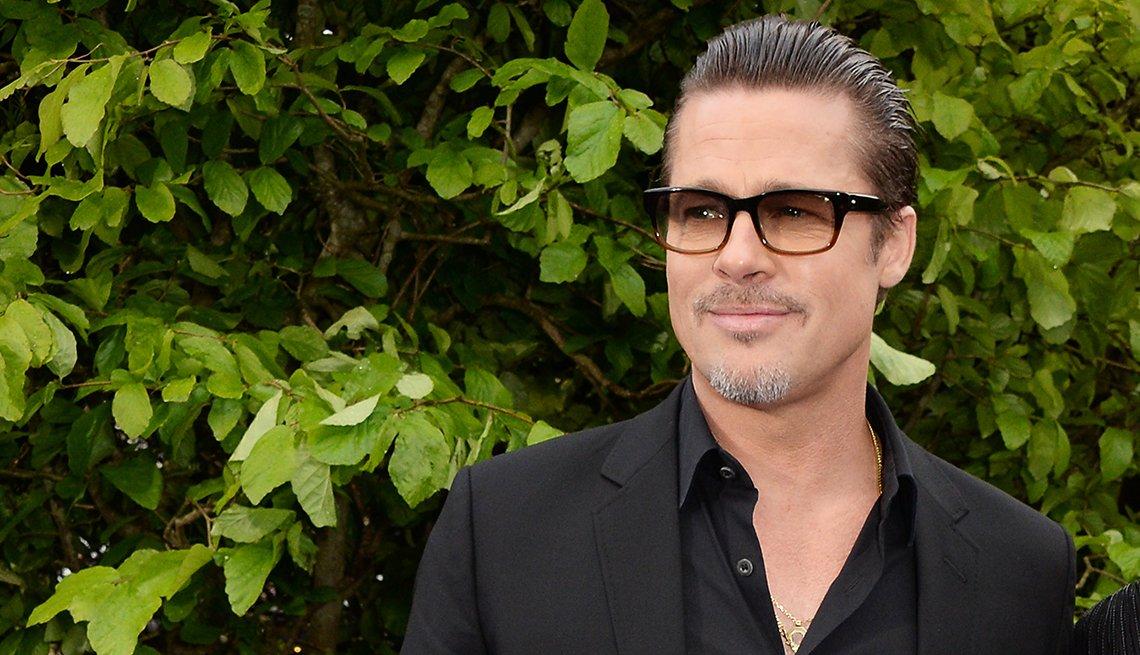 Brad Pitt, 51 años - Bellos con más de 50 años