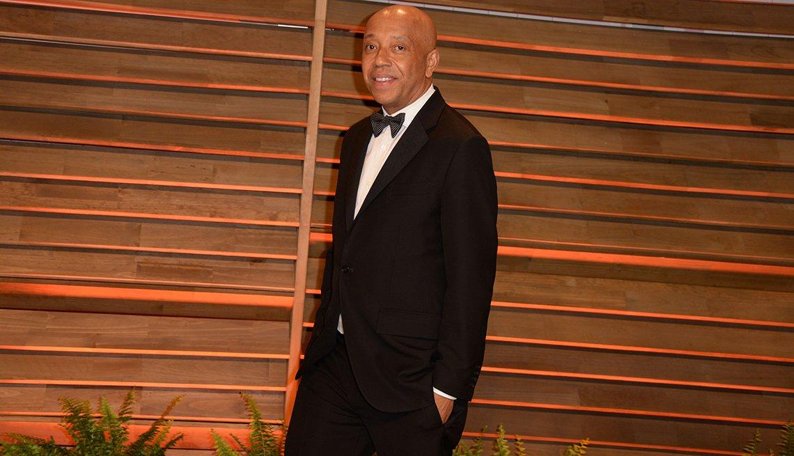 Russell Simmons, 57 años - Bellos con más de 50 años
