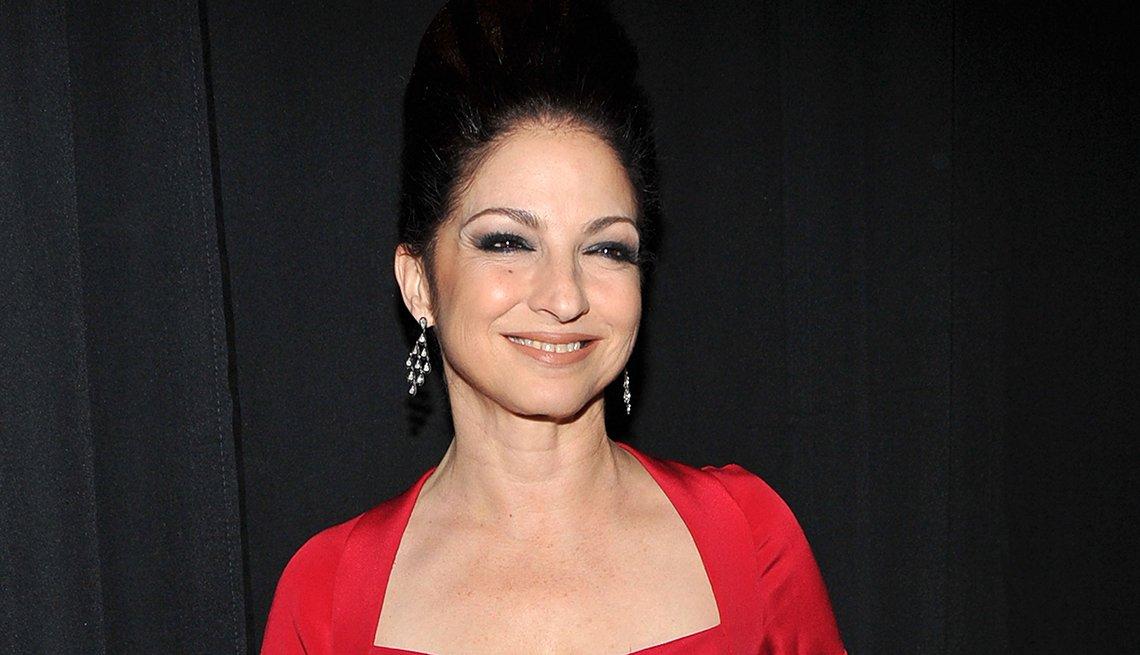 Gloria Estefan, 57 años - Bellos con más de 50 años