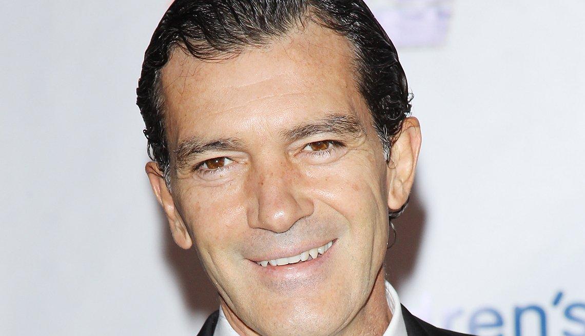 Antonio Banderas, 54 años - Bellos con más de 50 años