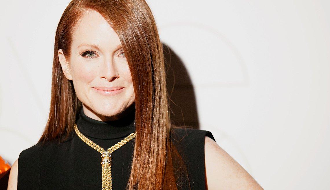Julianne Moore, 54 años - Bellos con más de 50 años