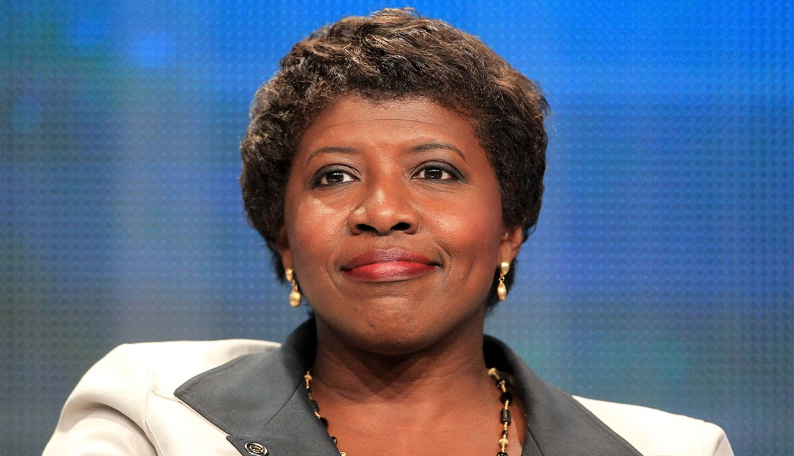 Gwen Ifill, journalist, 61