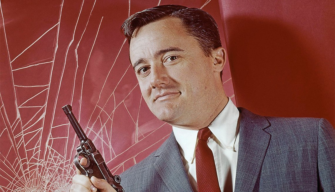 Robert Vaughn, actor, 83