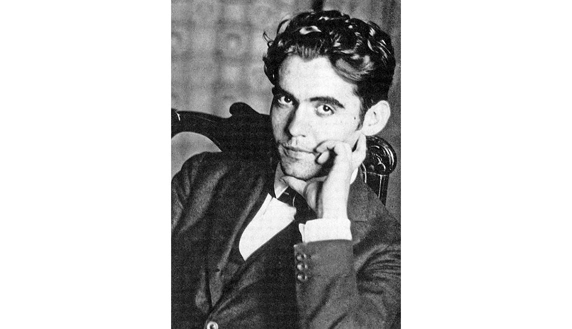Federico García Lorca, vida del dramaturgo español