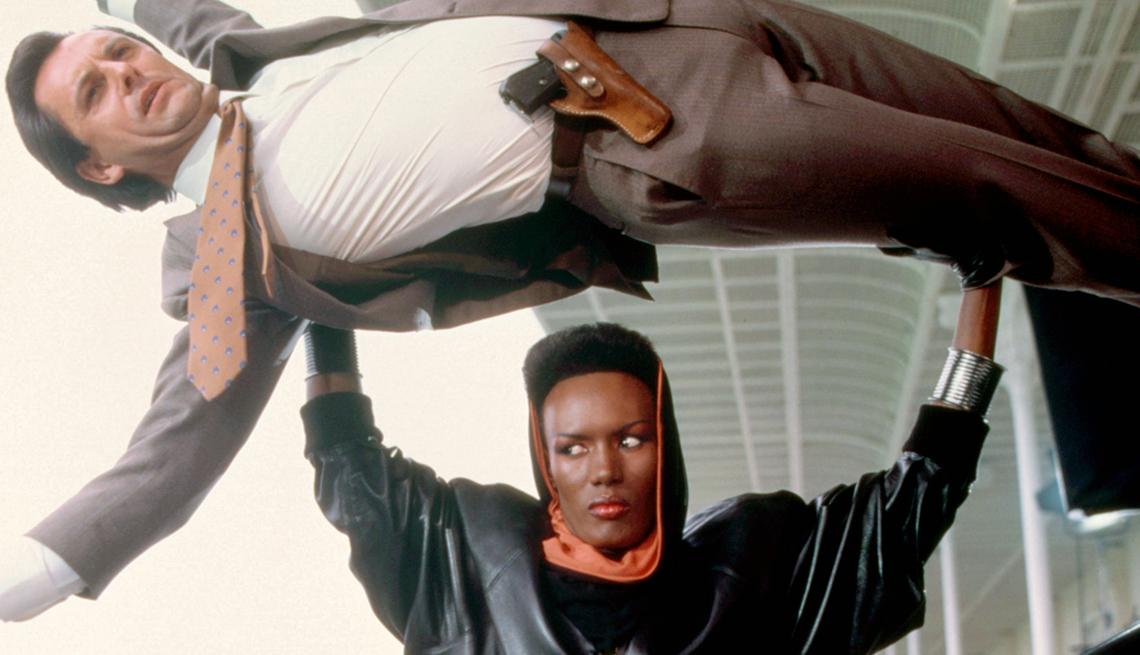 James Bond, el espía que nos ha entretenido por 50 años - Grace Jones, 'View to a Kill,' 1985