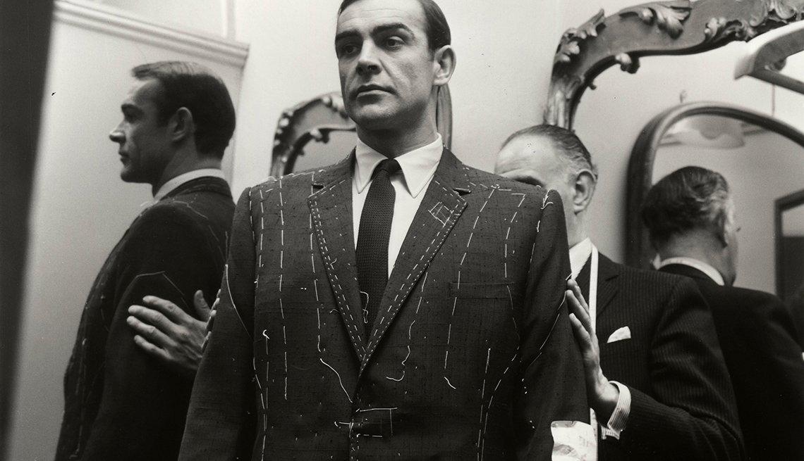 James Bond, el espía que nos ha entretenido por 50 años - Sean Connery