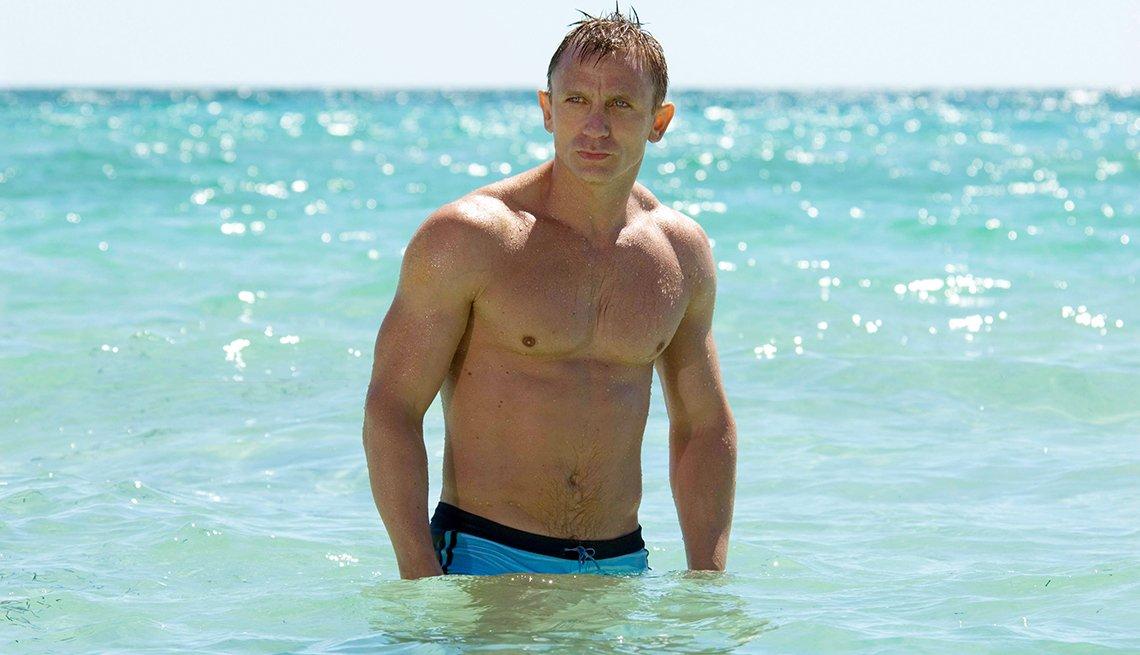 James Bond, el espía que nos ha entretenido por 50 años - Daniel Craig, 'Casino Royale,' 2006