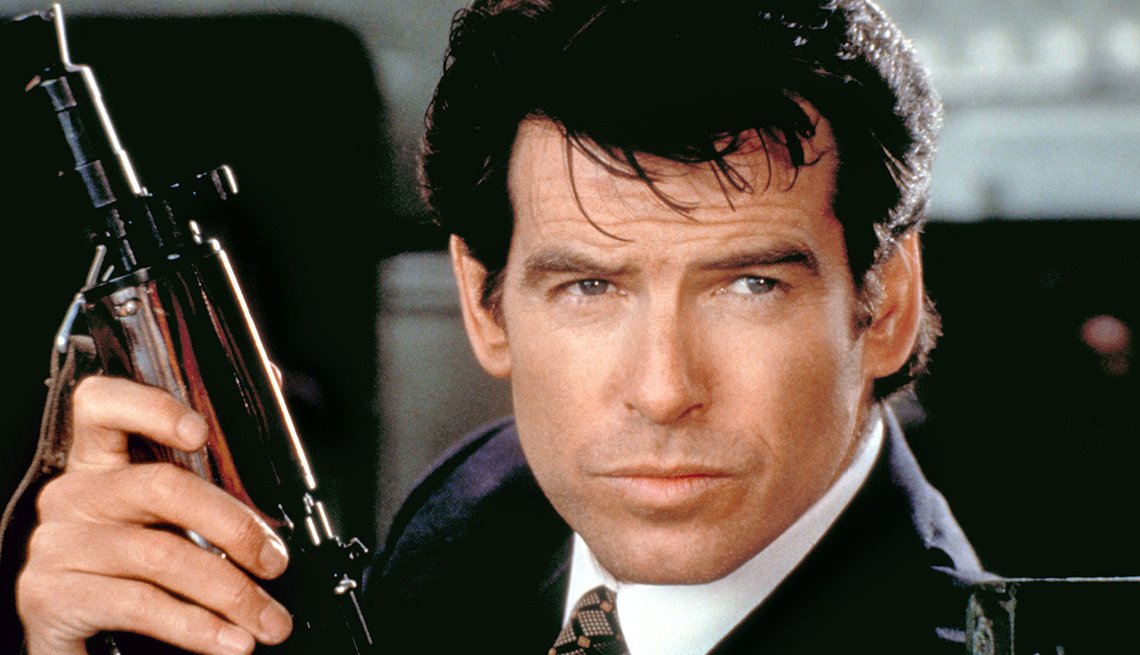 James Bond, el espía que nos ha entretenido por 50 años - Pierce Brosnan, 'Goldeneye,' 1995