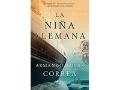 Portada en español de la novela La niña alemana de Armando Lucas Correa