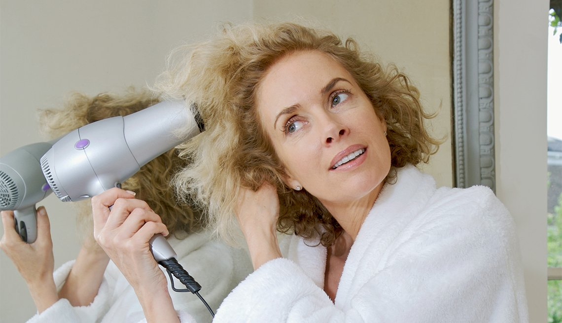 Could Holiday Hair Loss Really Be a Thing?