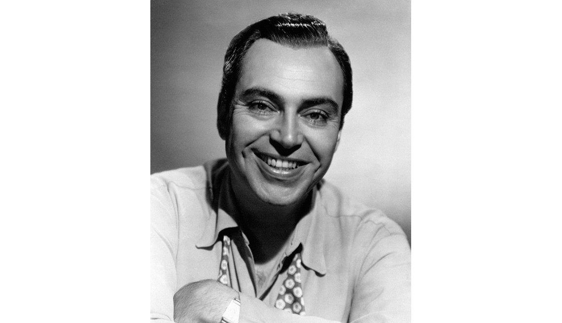Pedro Armendáriz un actor que dejó huella en México y Hollywood - Una imagen sin bigote, como lució en la película Tulsa land of fire
