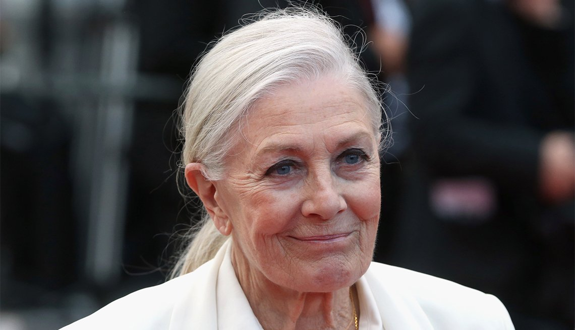 Vanessa Redgrave, 80