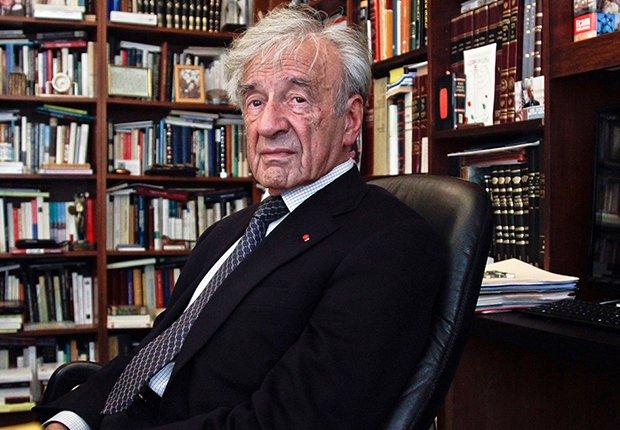 Famosos que nos dejaron en el 2016 - Elie Wiesel, escritor, profesor y activista político, 87