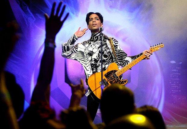 Famosos que nos dejaron en el 2016 - Prince, músico, 57