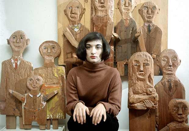 Famosos que nos dejaron en el 2016 - Marisol Escobar, escultora, 85