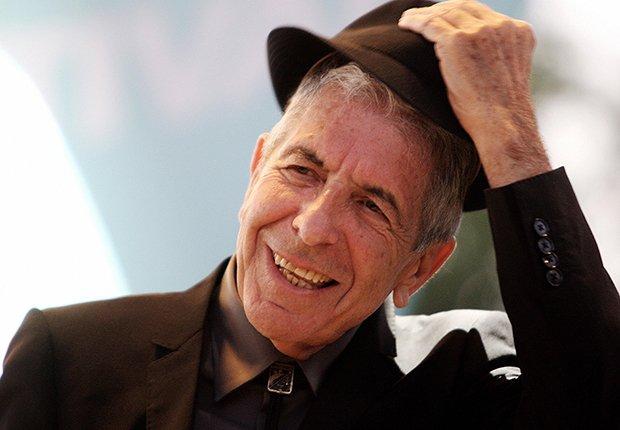Famosos que nos dejaron en el 2016 - Leonard Cohen, músico, 82