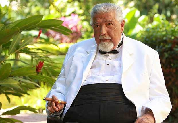 Famosos que nos dejaron en el 2016 - Rubén Aguirre, actor, 82