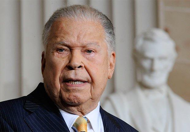 Edward Brooke, 95, senador - Famosos que nos dejaron en el 2015