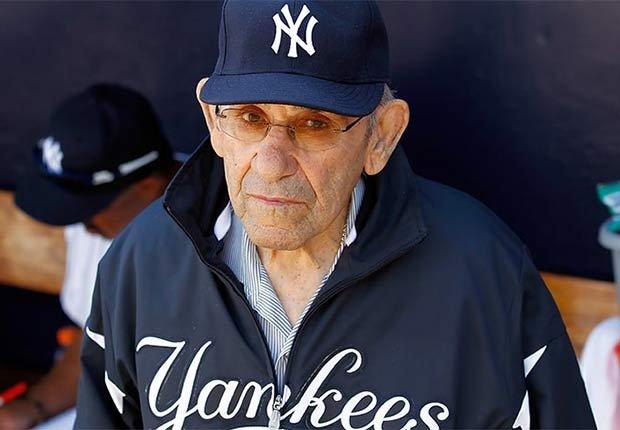 Yogi Berra, beisbolista - Famosos que nos dejaron en el 2015