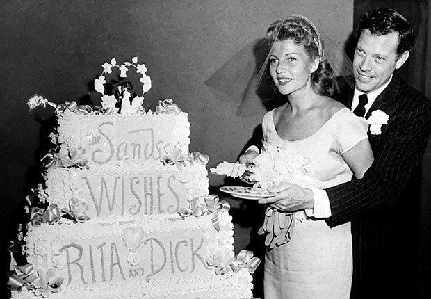 Rita Hayworth y Dick Haymes - La vida de la artista en el cine