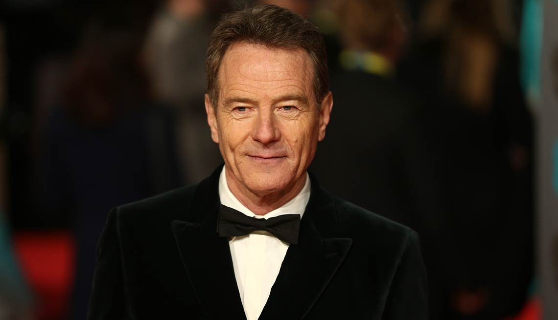 March 2016 Milestone Birthdays, Bryan Cranston