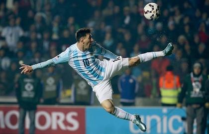 Copa América 2016, Lionel Messi, Argentina