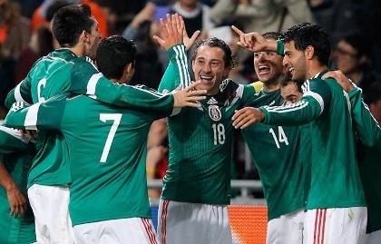 Copa América 2016, Selección Mexicana
