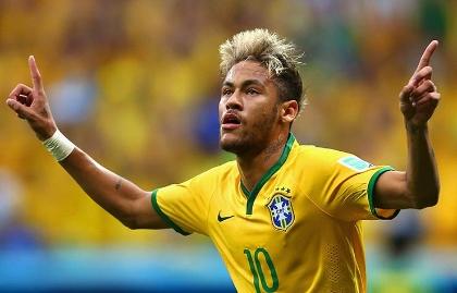 Copa América 2016, Neymar, Brasil