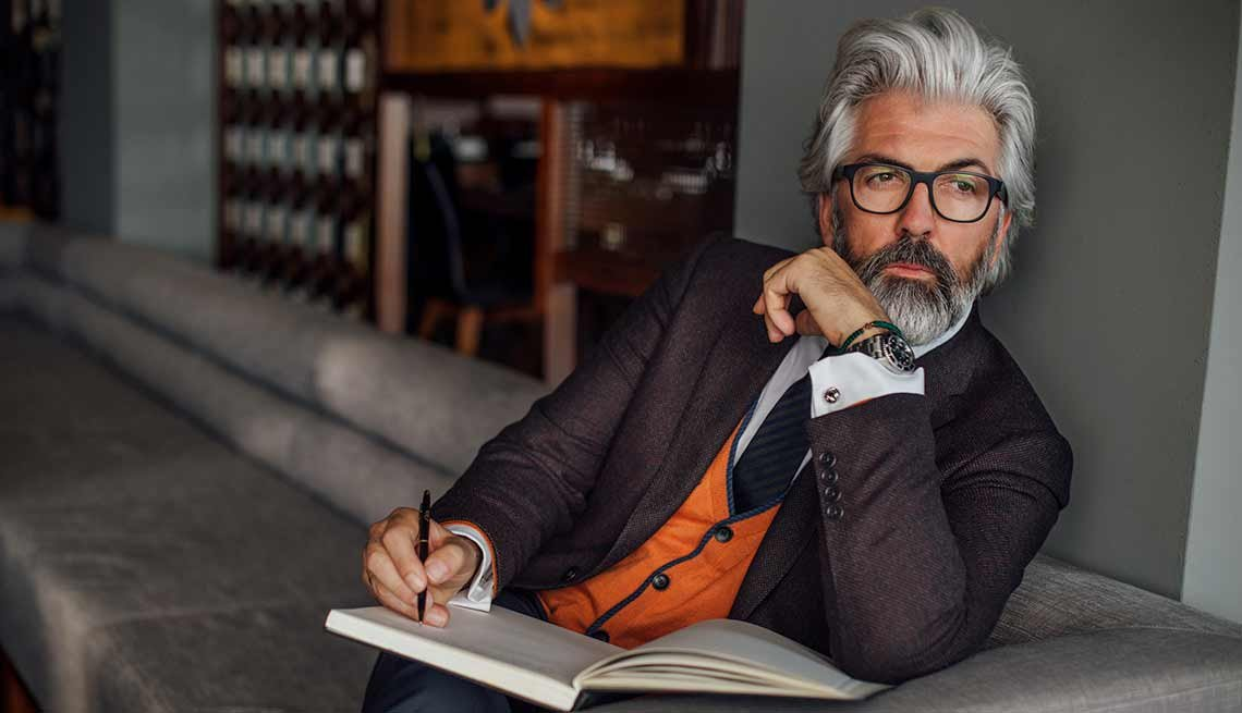 Style Secrets of Sexy Men Over 50