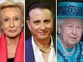 Cloris Leachman, Andy Garcia, Queen Elizabeth, cumpleaños en abril