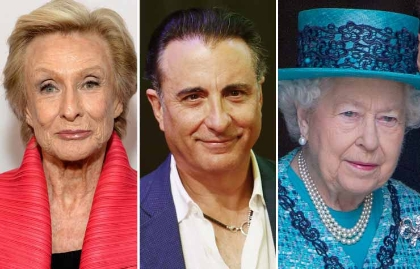 April Milestone Birthdays, Cloris Leachman, Andy Garcia, Queen Elizabeth