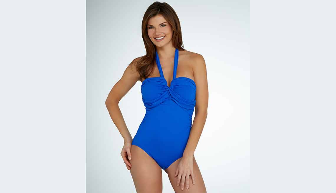 Coco Reef Swimwear St. Barths Star Maillot Swimsuit