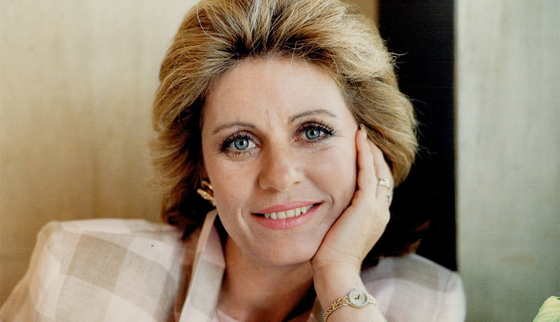 Famous People Lost 2016, Patty Duke, actress, 69