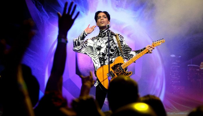 Famous People Lost 2016, Prince
