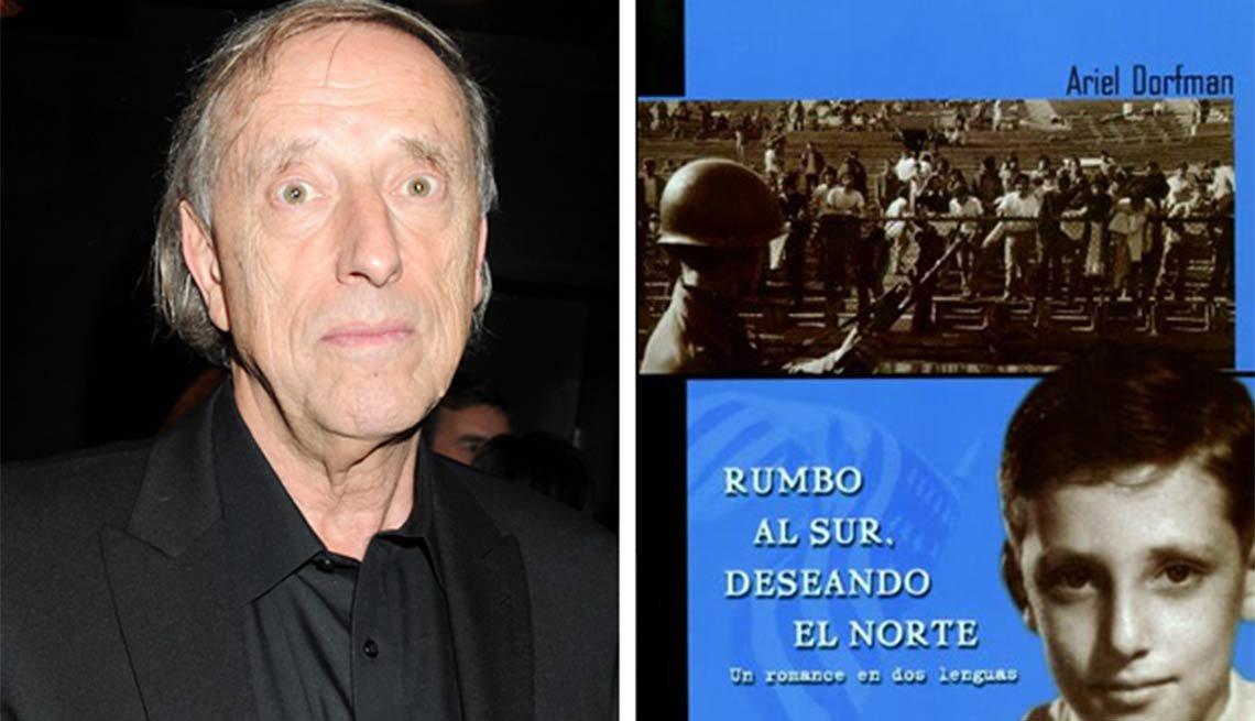 Ariel Dorfman, Rumbo Al Sur, Deseando El Norte - 10 libros sobre el exilio