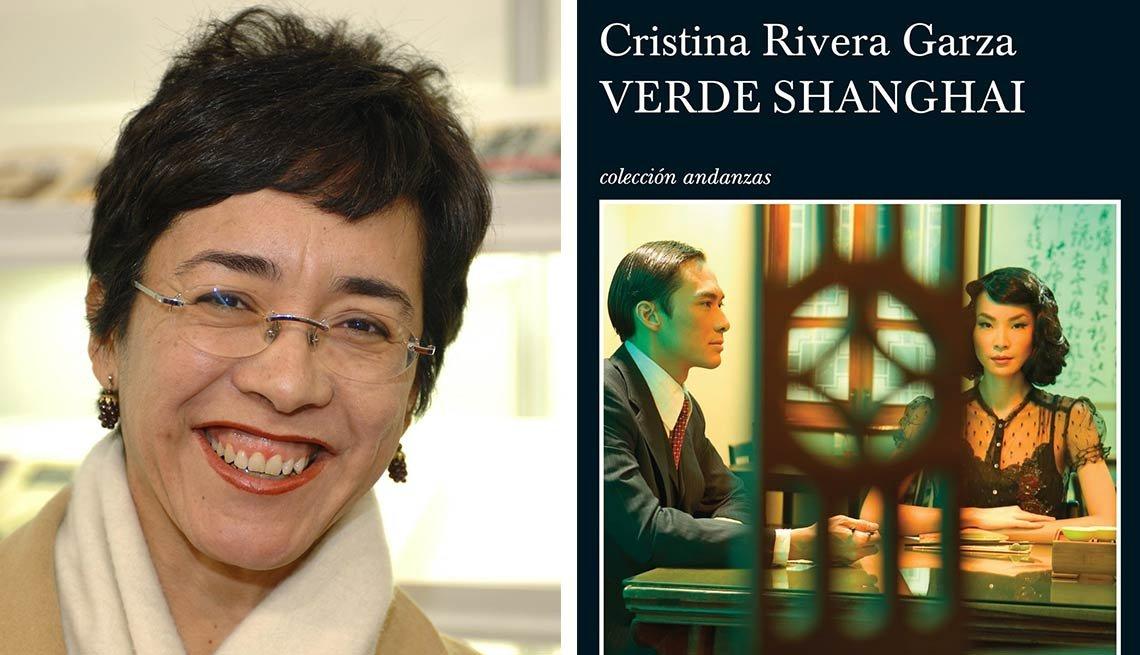 Cristina Rivera Garza, Verde Shanghai - 10 libros sobre el exilio