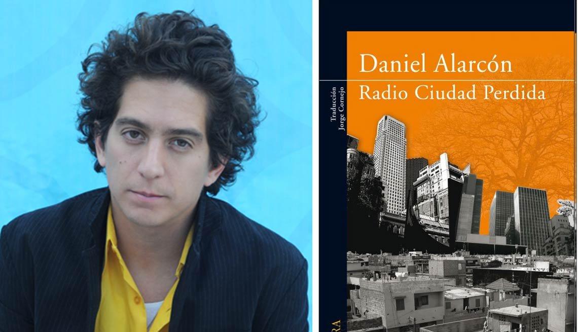 Daniel Alarcón, Radio Ciudad Perdida - 10 libros sobre el exilio