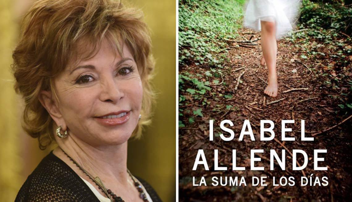 Isabel Allende, La suma de los días