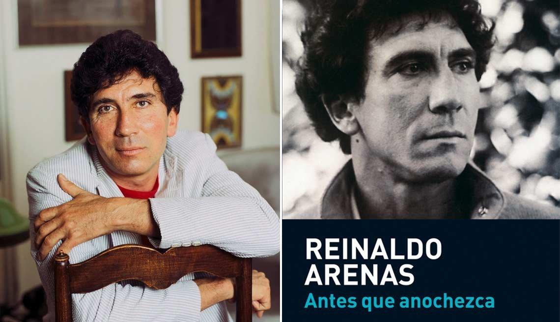 Reinaldo Arenas, Antes Que Anochezca - 10 libros sobre el exilio