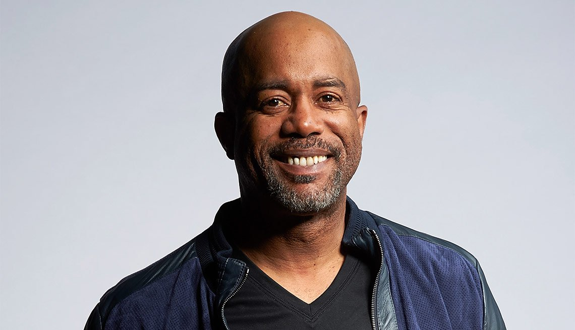 May 2016 Milestone Birthdays, Darius Rucker, 50