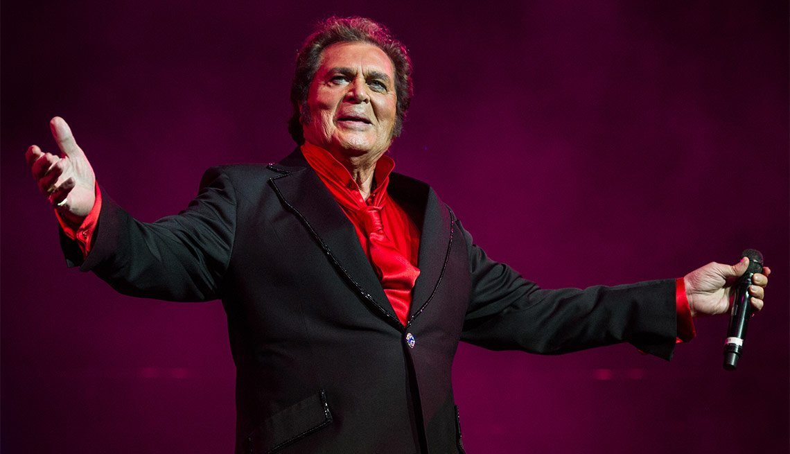 May 2016 Milestone Birthdays, Engelbert Humperdinck, 80