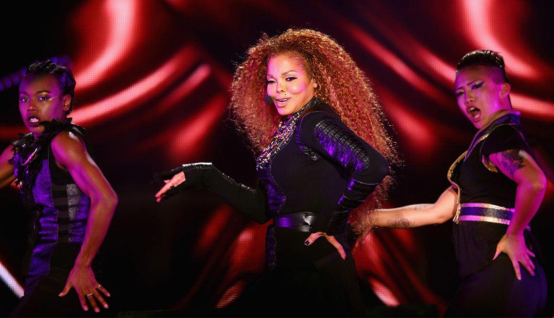 May 2016 Milestone Birthdays, Janet Jackson, 50
