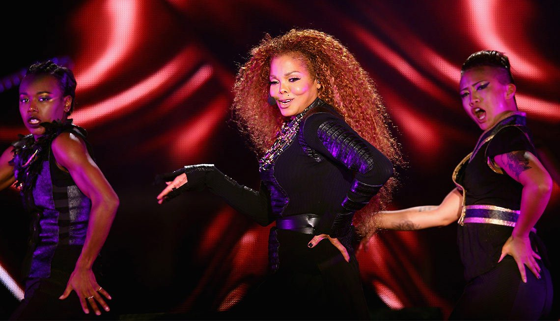May 2016 Milestone Birthdays, Janet Jackson, 50