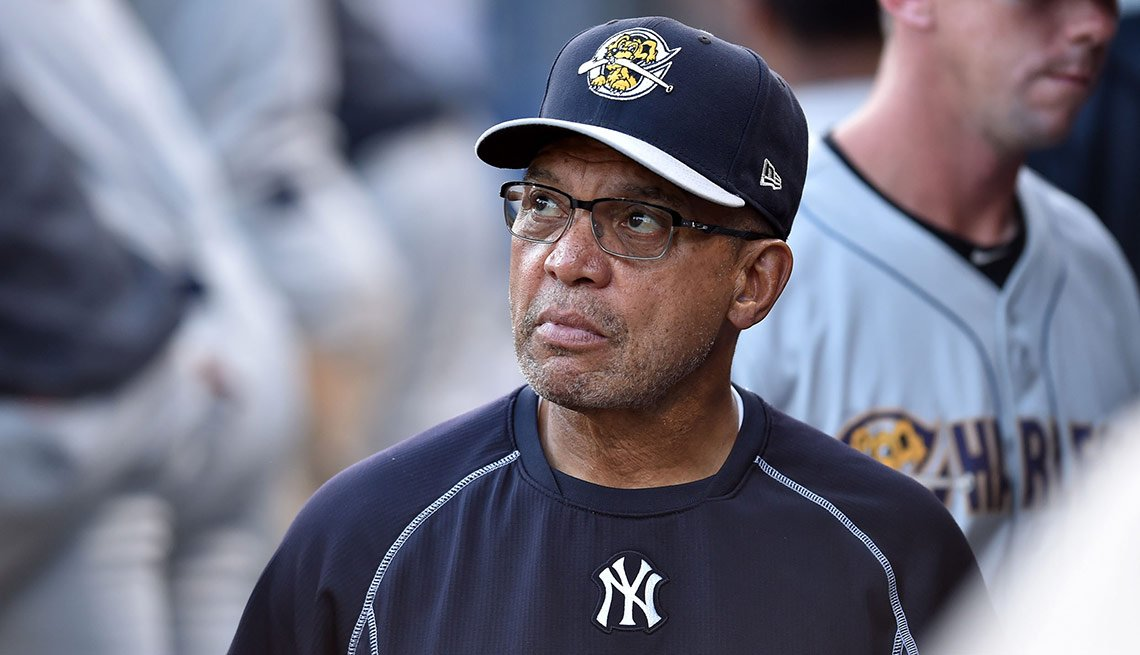 May 2016 Milestone Birthdays, Reggie Jackson, 70