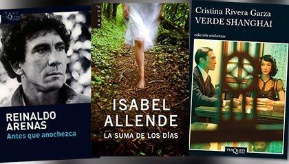 Reinaldo Arenas, Sonia-Rivera-Valdes, Cristina Rivera Garza