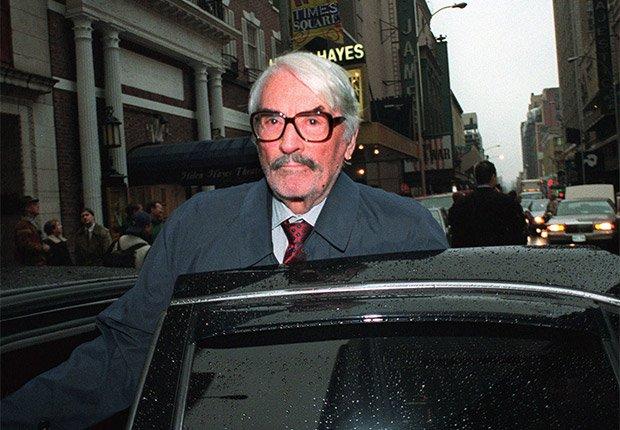 Gregory Peck en Nueva York en 1999 - Carrera del actor en Hollywood